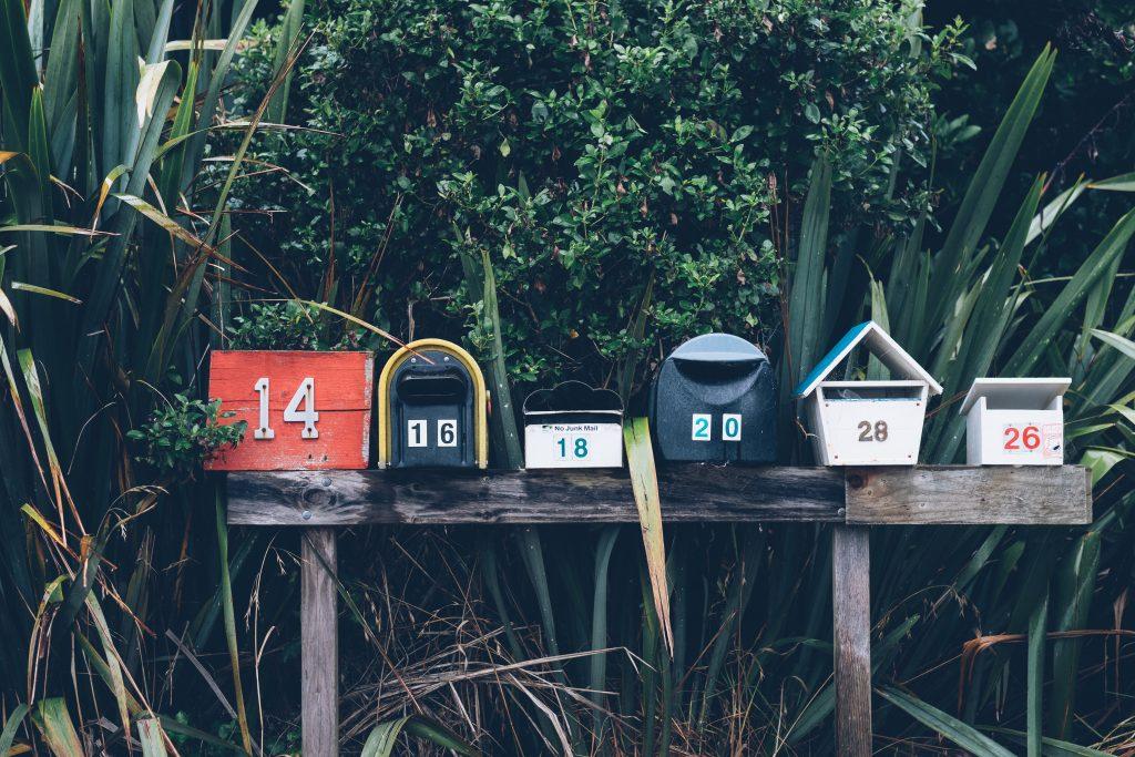 Boites Lettres Newsletter