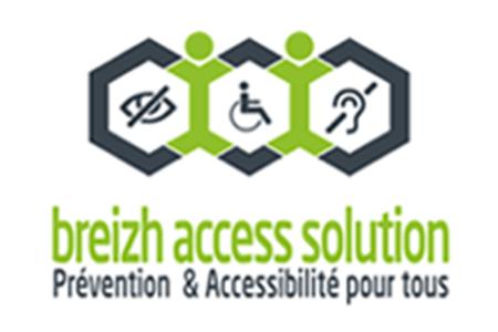 Logo Breizh Access Solutions