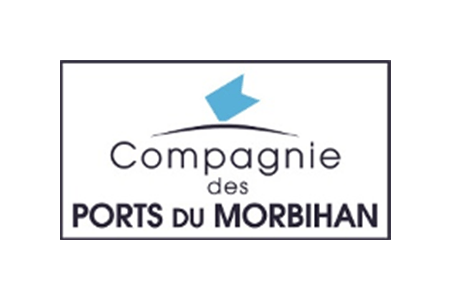 Logo Compagnie Ports Morbihan
