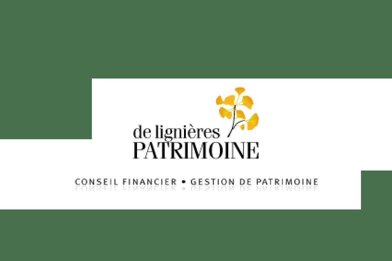 Logo De Lignieres Patrimoine