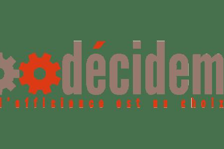Logo Decidem