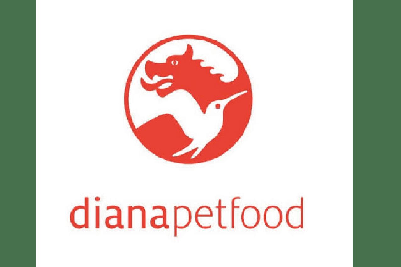 Logo Diana Petfood