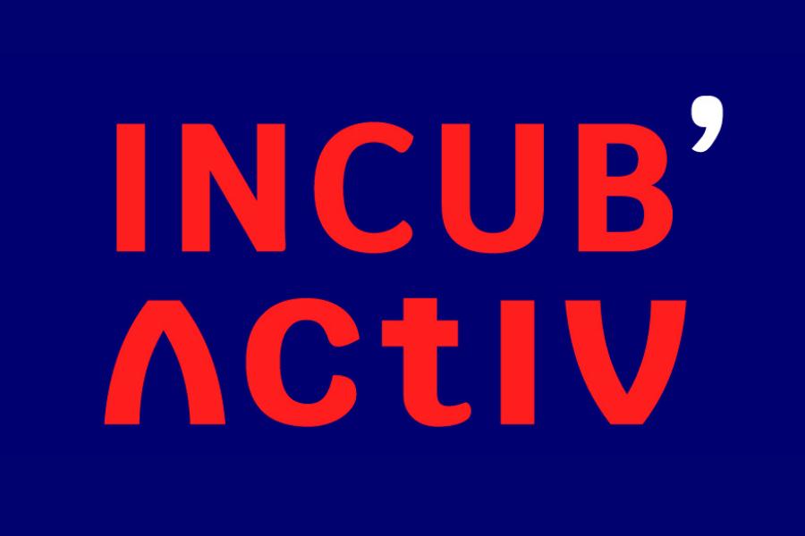 Logo Incubactiv