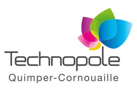 Logo Technopole Quimper Cornouaille