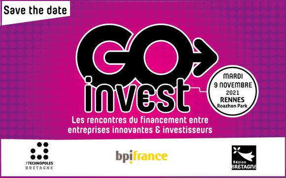 GO INVEST – 9 novembre à Rennes