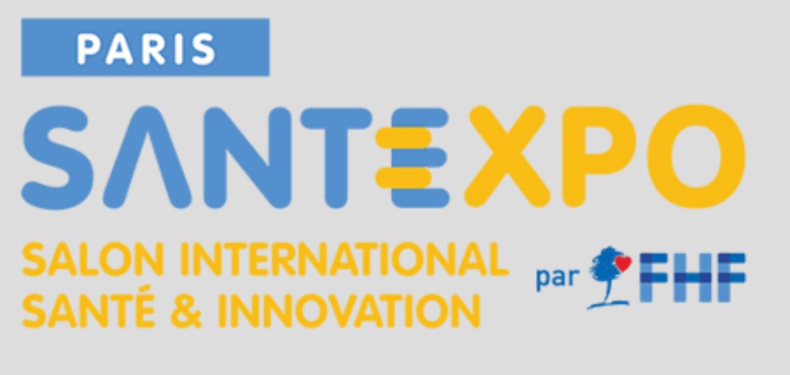 Salon SANTEXPO du 8 au 10 novembre 2021 à Paris
