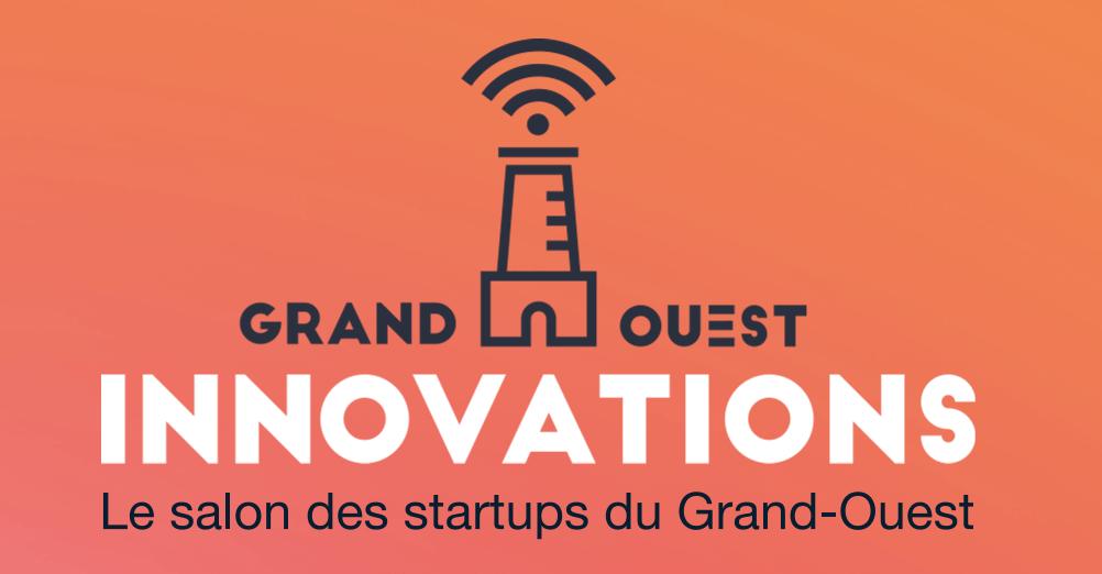 Salon Grand Ouest Innovations le 13 novembre 2021 à Saint-Brieuc