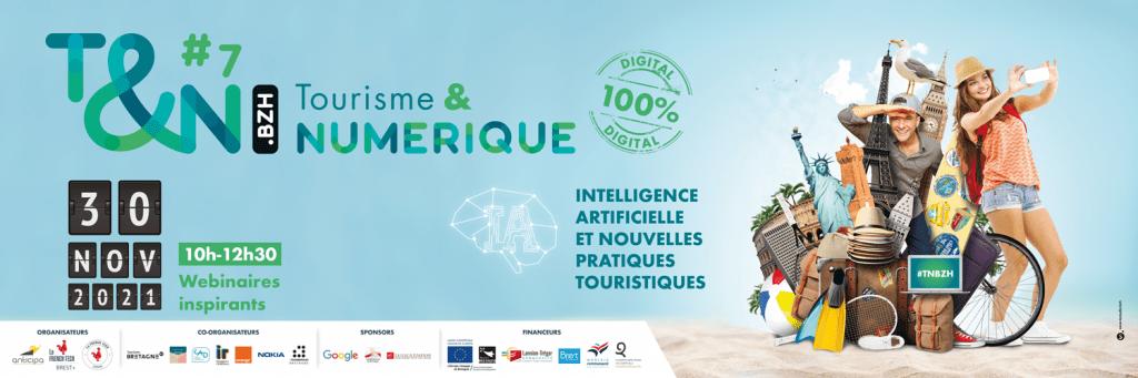 Tourisme Et Numerique 2021 Intelligence Artificielle